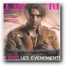 Le Pacte Des Loups Premiere Magazine Cover