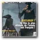 Le Pacte Des Loups Starfix Magazine Cover