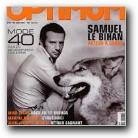 Optimum Cover Feb. 2001