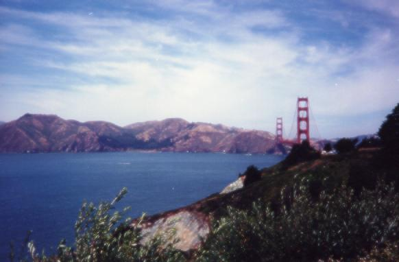 Golden Gate Bridge 1994