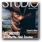 Fronsac Studio Magazine Cover