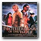 Brotherhood of the Wolf UK Cast Poster