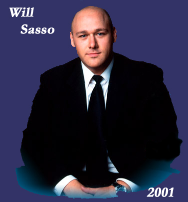 Will Sasso Fall 2001